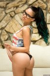 amateur photo Innocent sexiness with glasses