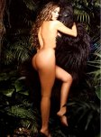 amateur photo Sofia Vergara showing her thick end