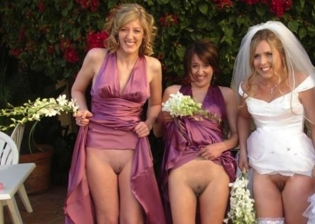 Wedding Party Porn