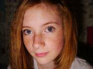 amateur photo Those freckles...