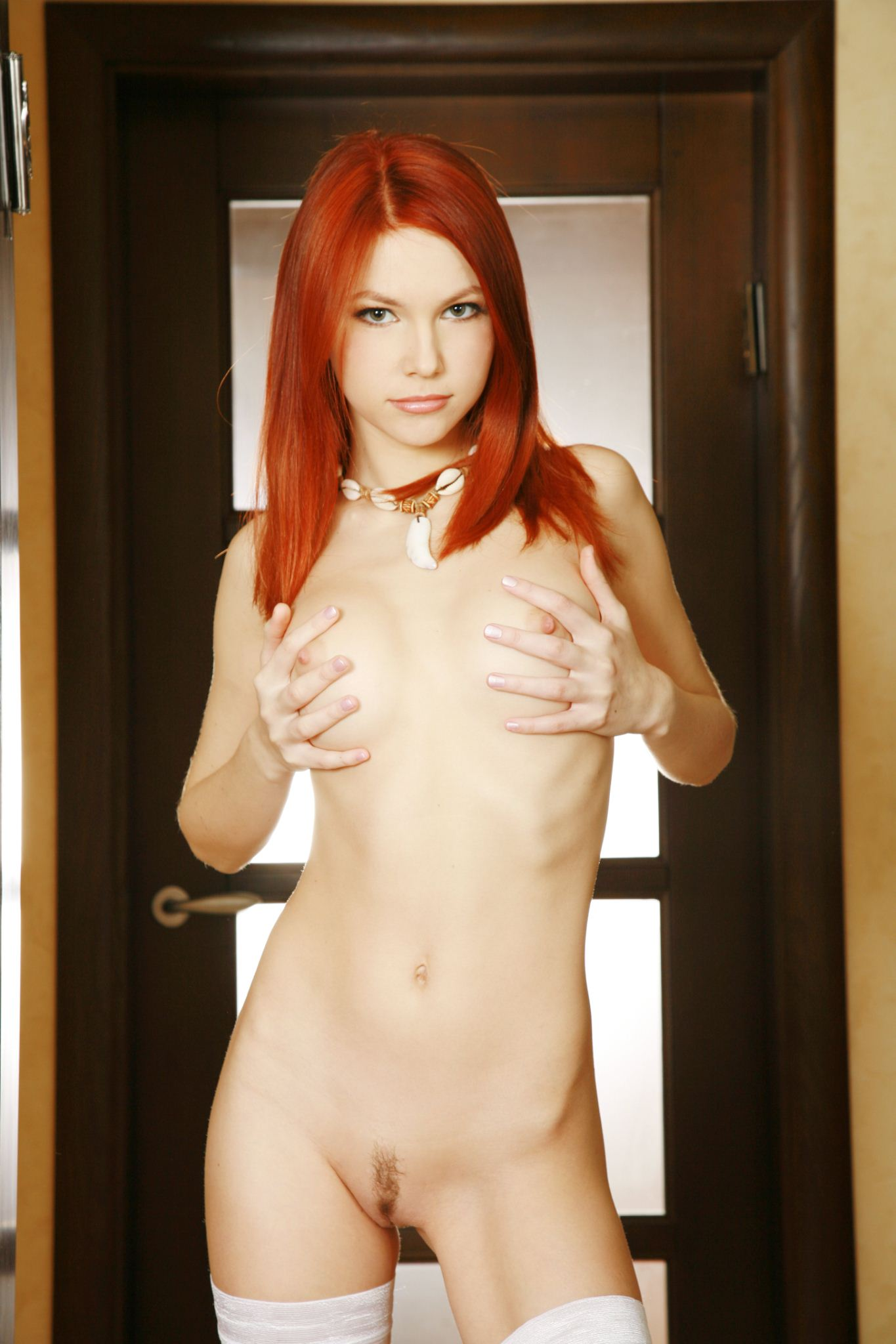 Opinion obvious. small tits redhead nude question remarkable, rather