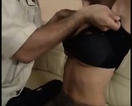 Girl with big Tits learns how to fuck - scene 3