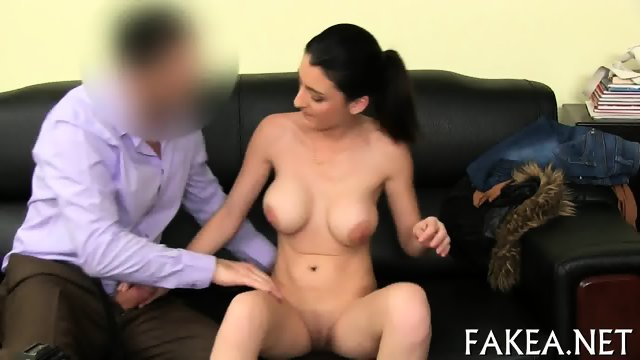 Mind-boggling threesome sex