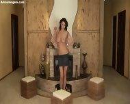 Solo Nastya Striptease - scene 7