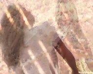 Brea Lynn Outdoor - scene 3