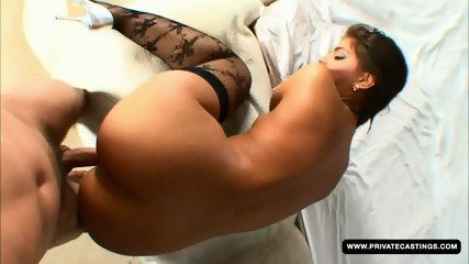 Defrancesca Gallardo Is Ready For Our Anal Casting Session - scene 6