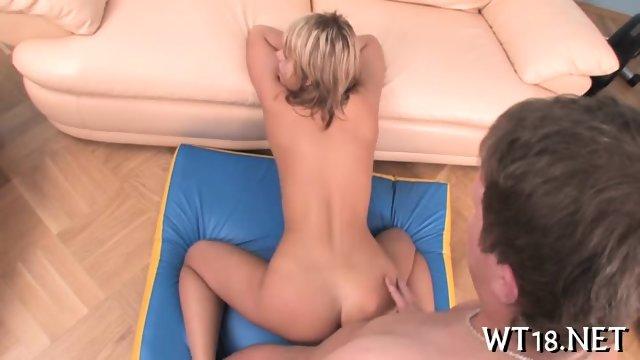 Explicit anal trashing