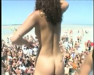 Bikini Contest On The Beach - scene 7