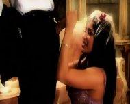 Teanna And Jenaveve Preparation For Wedding - scene 2