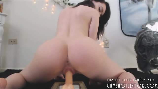 Perfect Young Little Teen Slut Loves Stuffing Her Pussy