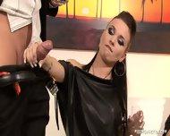 Elegant Women Love Taste Of Dick - scene 2