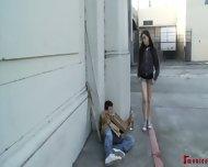 Guy Fucks Girl From His Dreams - scene 1