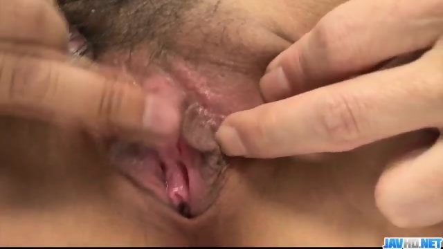 Kana Mimura feels naughty and eager to fuck hard