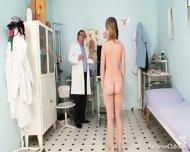 Girl Visits Aberrant Gynecologist - scene 3