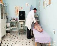 Girl Visits Aberrant Gynecologist - scene 5