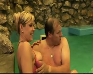 Pool Party Turns Into Sex Party - scene 4