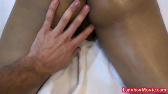 Ladyboy Amy Homemade Porn