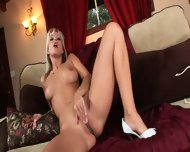 Jana Cova Touches Her Awesome Pussy - scene 5