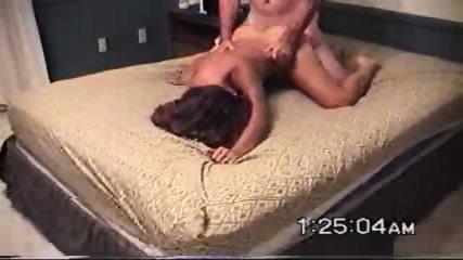 Brunette babe fucked hard - scene 9