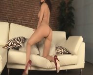 MILF With Big Tits Sheila Marie Home Alone - scene 9
