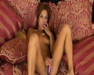 Beautiful Tanned Body Of Veronique Vega - scene 10