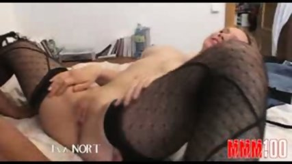 Chick fucking with cock and dildo - scene 7