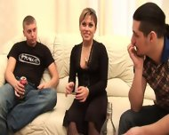 Two Guys Make Use Of Drunken Adelina
