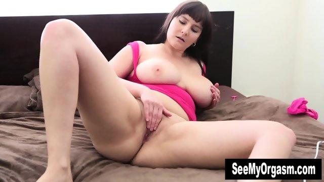 Chesty Envy Orgasming