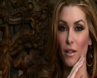 Heather Vandeven's Amazing Solo Performance - scene 1