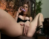 Heather Vandeven's Amazing Solo Performance - scene 11