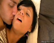 Amazing Sex With Beautiful Virgin Diana - scene 5