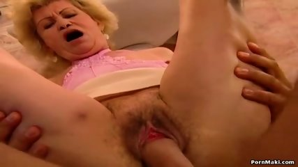 Granny Effie takes hard pounding