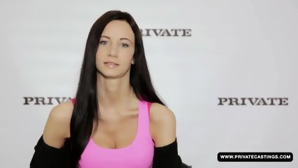 Eveline Has A Great Casting Audition Including Hard Dick Fucking