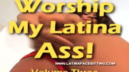 Latina face sitting - scene 1