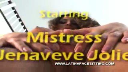 Latina face sitting - scene 2