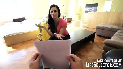 Pornstar Roommates - scene 11
