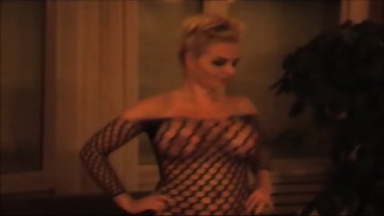 Dancing Naked In Fishnet