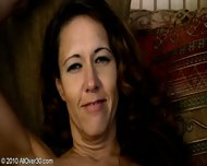 Mature Woman Still Playing With Toys - scene 3