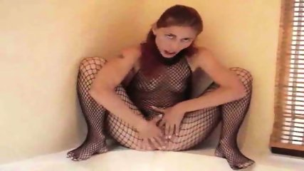 Red haired Chick gets really hot - scene 2