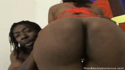 Sexy black girl - scene 10