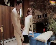 Masseur Ivy Does Her Job Very Well - scene 4