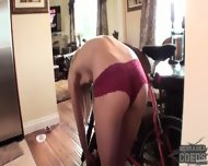 Casey In Her First Adult Movie - scene 12