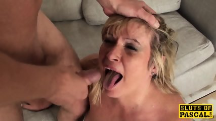 Mature British Sub Gets BDSM Sex Humiliation - scene 12