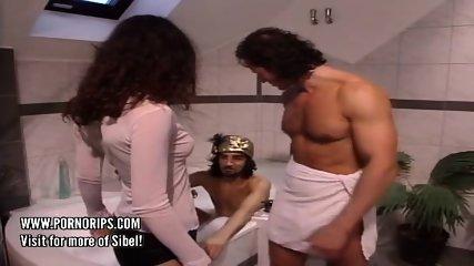 Sibel Kekilli - Wild Sex In Bathroom - Actress From Games Of Thrones - scene 1