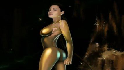 Wwe Naughty Nude Beauty Animated Fuck