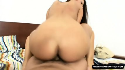 Jane Has Her First Porn Audition In Private Casting Couch - scene 10