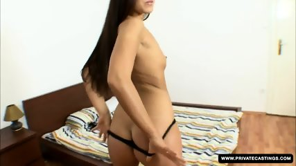 Jane Has Her First Porn Audition In Private Casting Couch - scene 4