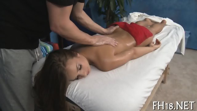 Explicit and raunchy massage