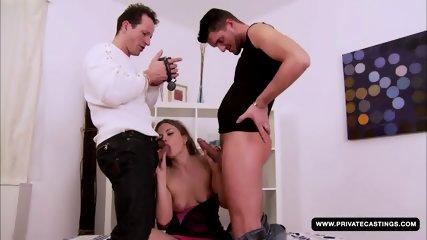 Will Our Backroom Casting Help Johane Johansson Become A Pornstar? - scene 5
