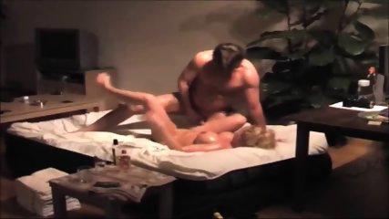 Blonde Babe Fucked Nicely - scene 9